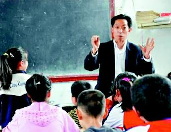 河南辉县山村教师群体掠影:托起大山深处的梦