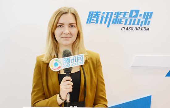 白俄罗斯教育部国际交流中心Natallia Lyskavets