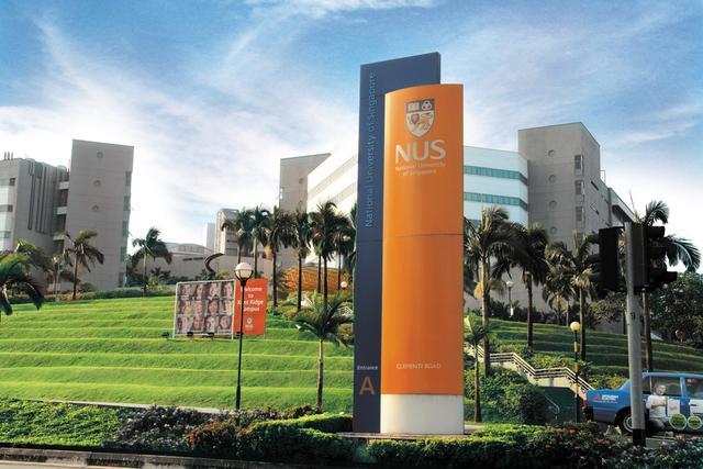新加坡国立大学-亚洲高校激烈逐鹿最新QS世界大学排行榜
