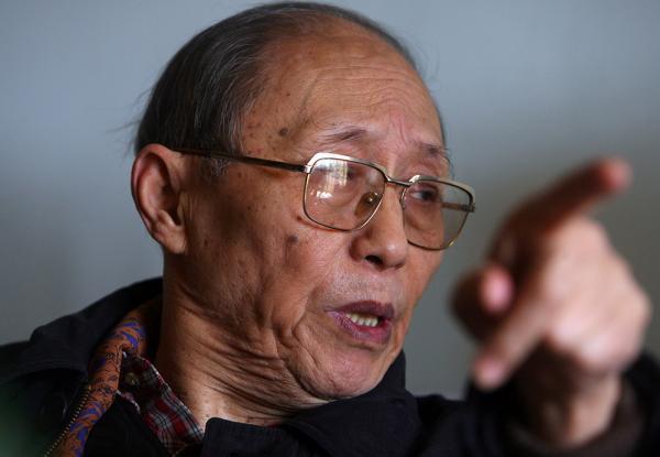 刘道玉:教育处于狂躁浮肿状态
