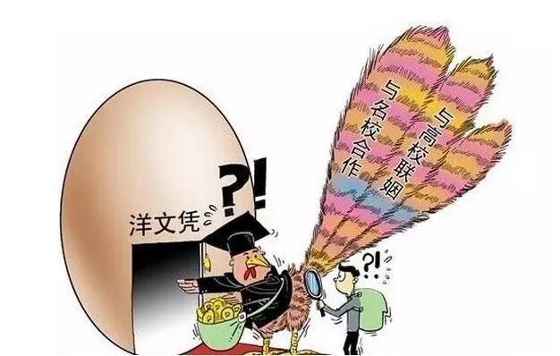教育部连发留学预警:注意美国野鸡大学已泛滥成灾!