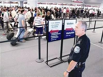 美国留学入境手续如何办理?