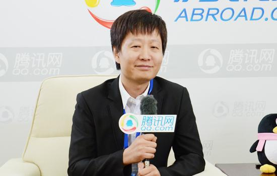 蒙斯坦国际教育集团赵焱:让教育多元化发展
