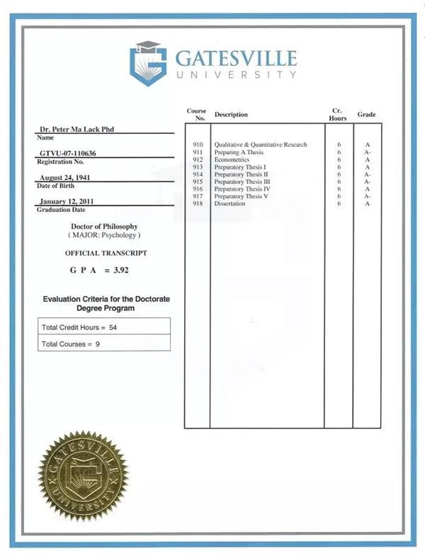 美国假学位交易成产业链:新发放博士学位半数是假的