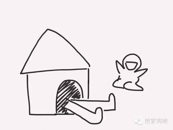 简笔画-懒人父母也能带孩的22种方法