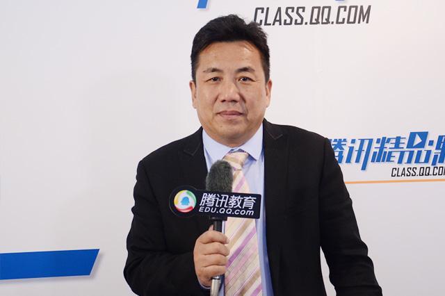 郑州航空港区英迪国际学校刘士力:建国际都市需要国际学校
