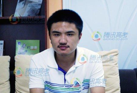 2012年贵州高考理科状元出炉 花落遵义一中