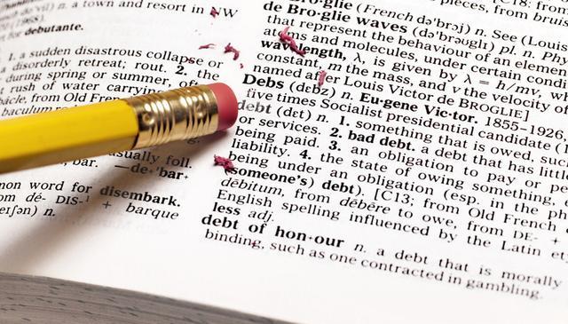 牛津词典:我们决议取消最恶心英文单词票选