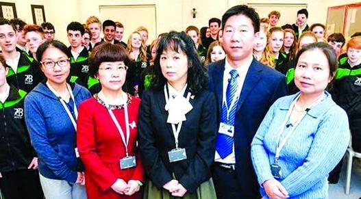 中国老师骂哭英国学生 专家:理性看待潜在问题