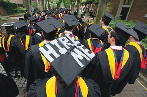 调查称海归薪资难达预期:哥大毕业月薪四千