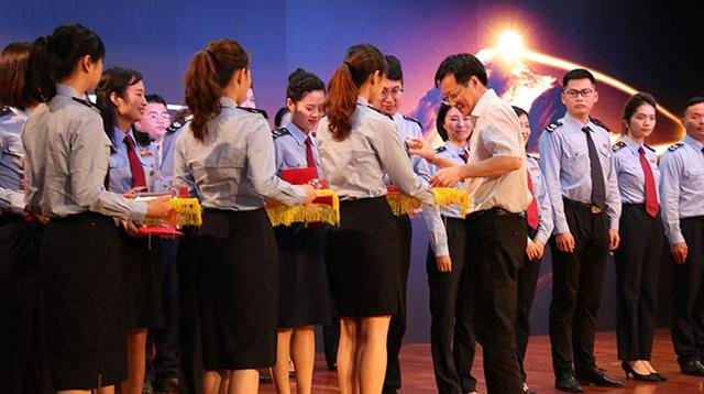 深圳国税举办第一届金牌讲师评选活动