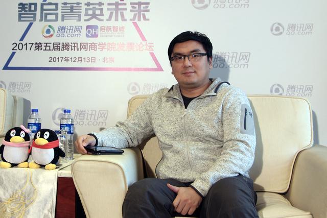 中国MBA羽毛球联盟监事长夏华:以球会友,打造MBA交流平台