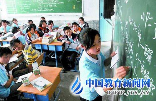 重庆綦江基础教育课改实现农村薄弱校绝地突围