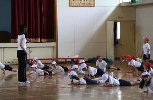 """日本小学的体育教育:远不止""""运动""""那么简单"""