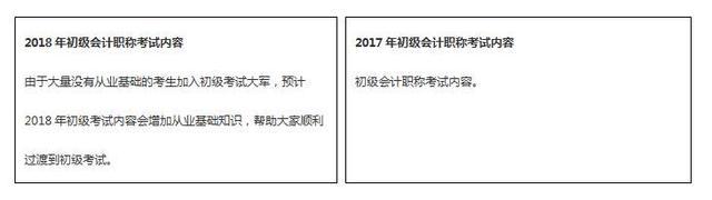 鸿运国际pt游戏下载_你不得不知道的2018年初级会计职称鸿运国际pt游戏5大变化