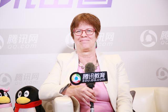 北京天悦学校Jane Krader:鼓励学生强之所强 补之所短