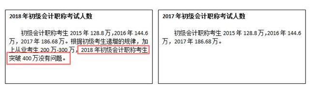 鸿运国际_你不得不知道的2018年初级会计职称鸿运国际pt游戏5大变化