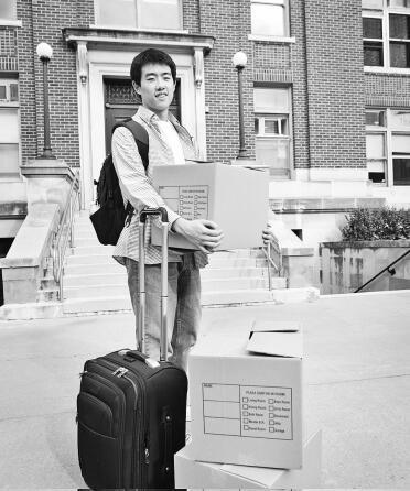 留学美国:一场与自己的较量