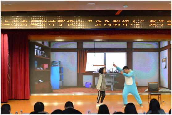 """喜马拉雅FM助力上海商业会计学校首届数字故事大赛 校园版""""全民"""