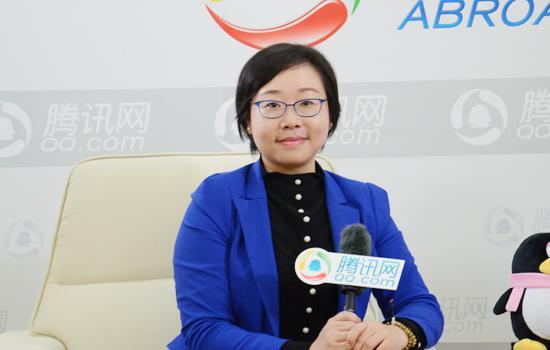 北京王府刘晓霞:注重培养学生国际化的思维