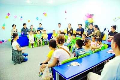 幼儿英语学习存在六大误区