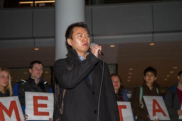耶鲁大学千人请愿要求校方恢复中国留学生学籍