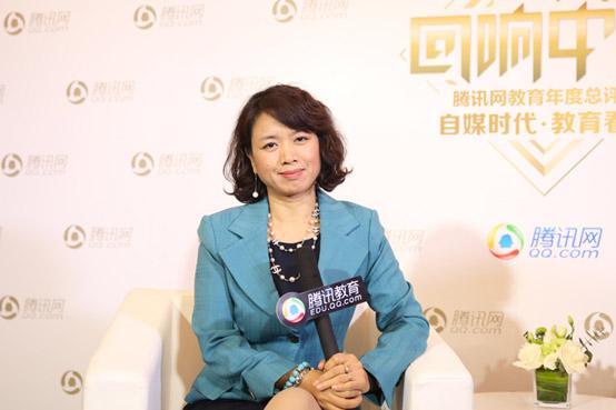 专访红黄蓝教育机构魏萍:中国第一家亲子教育机构