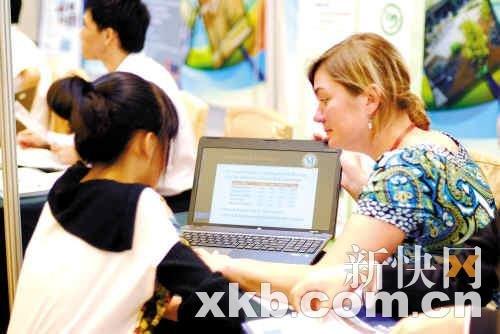 低龄留学愈演愈烈 广州家长欲送3岁幼儿出国