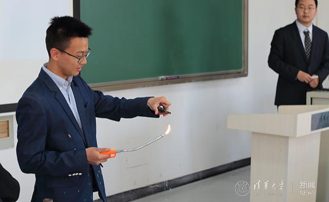 清華大學第36屆「挑戰杯」學生課外學術科技作品競賽校級終審異彩紛呈