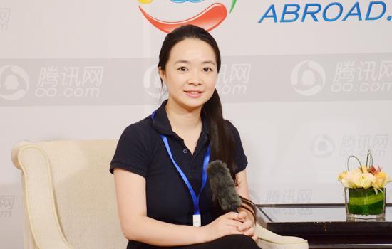 凯斯国际幼儿园园长王贝西 培养国际化中国人