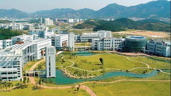 清华大学深圳研究生院设施条件