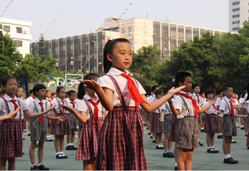 深圳:义务教育按大学区v大学否给教案热降温小学生名校防校园欺凌