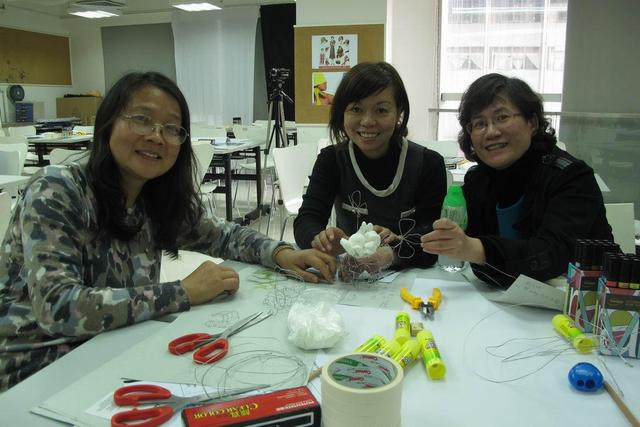 广州大中学生艺术创意设计大赛老师工作坊培训