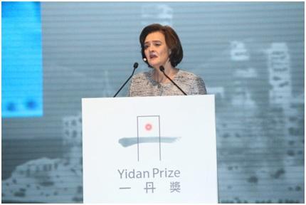"""全球逾350位首脑齐聚""""一丹奖""""峰会 展望未来教育"""