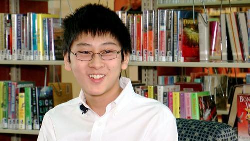 美国15岁华裔学生ACT测验满分 受当地媒体关注