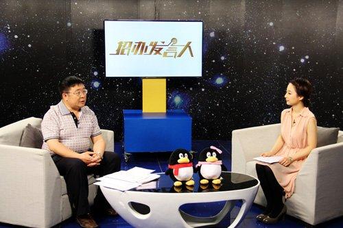内蒙古大学招办主任刘实:生态学是国家重点培养学科