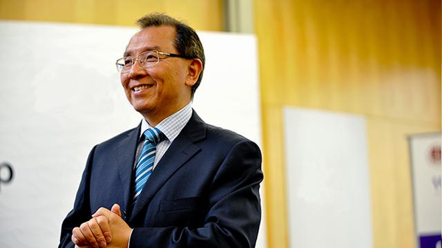 中国法大商学院始创院长:透视法商大智新高度
