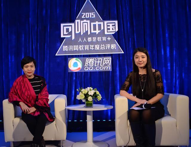 贝聊科技副总裁朱敏:幼教领域竞争尚不激烈