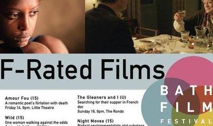 """英语热词:英国电影节首次出现""""F级电影"""""""