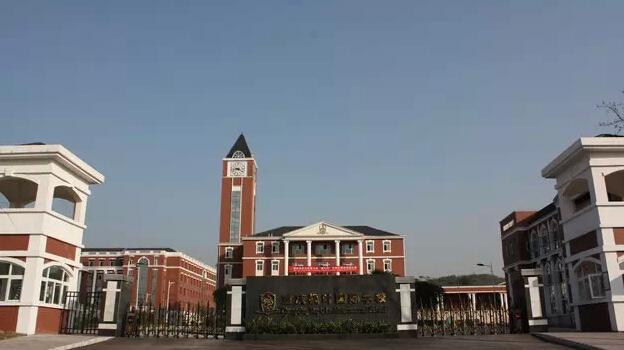 上海枫叶国际学校图片