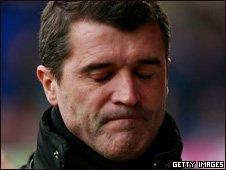 Ipswich Manager Roy Keane
