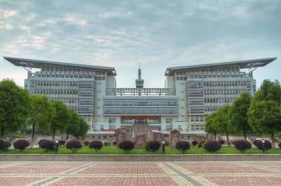 南京师范大学拥有仙林图片
