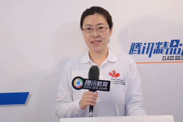 加拿大驻华大使馆朱旭:实用型学士学位的竞争力