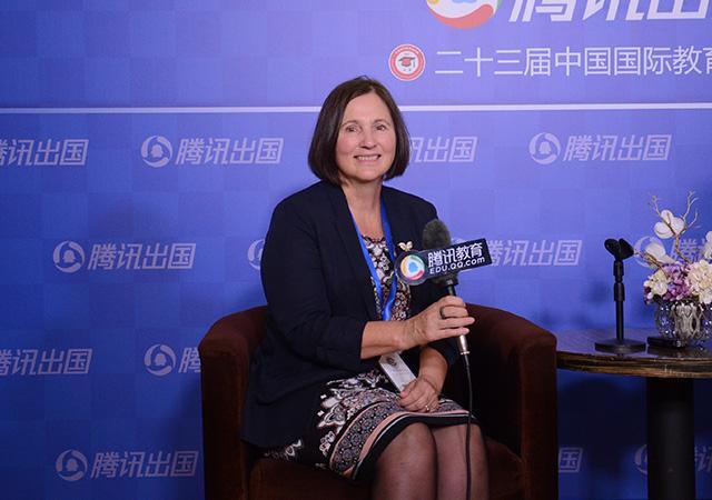 新西兰驻华使馆Adele Bryant:推广新西兰的教育产品