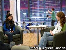 大学迎新系列:伦敦帝国学院