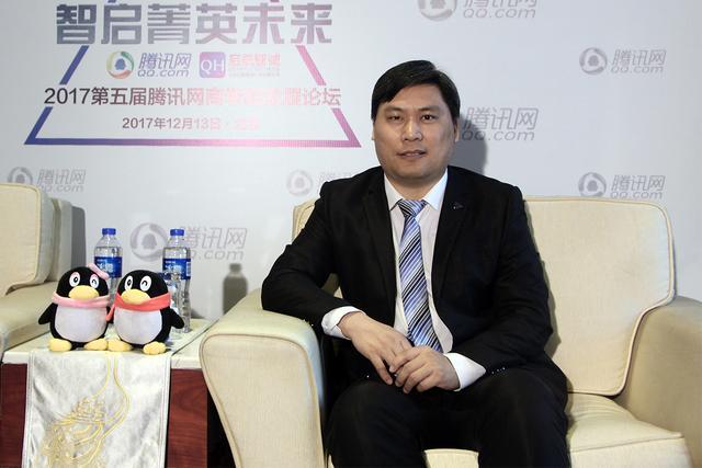 对外经贸EDP中心主任张磊楠:国际化领先优势