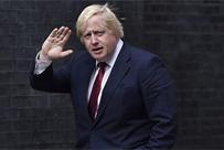 英新首相组阁 鲍里斯任外长