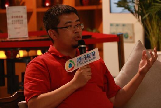 京翰教育CEO姜振鹏:家长需正确规划国际教育的路径