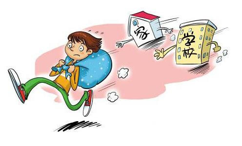 家庭作业写不完 一年级小学生两次离家出走