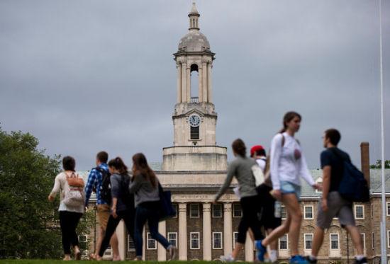 外媒解读美国名校生薪资:高投入未必高回报